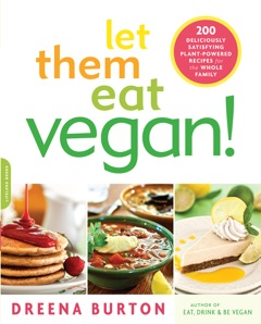 Cookbook Giveaway: Let Them Eat Vegan!
