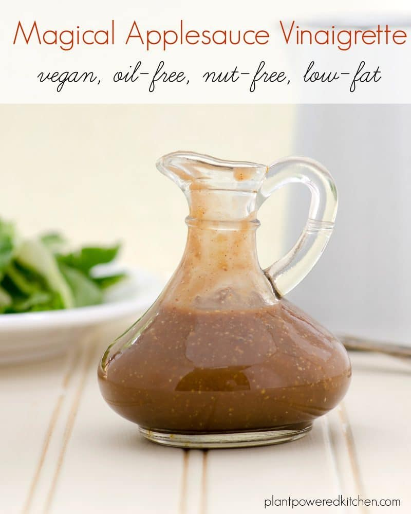 5 Healthy Salad Dressings And Sauces You Will LOVE! (dairy