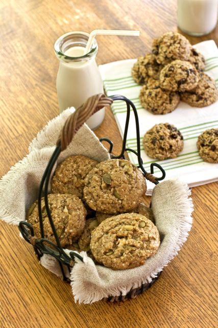 Oat Snackles, by Dreena Burton #vegan #oilfree #glutenfree