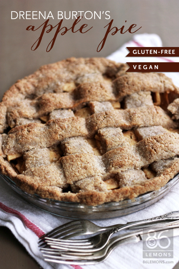 Gluten-Free Pie Crust and Apple-Of-My-Eye Pie
