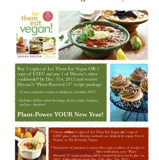 Holiday Cookbook Offer!
