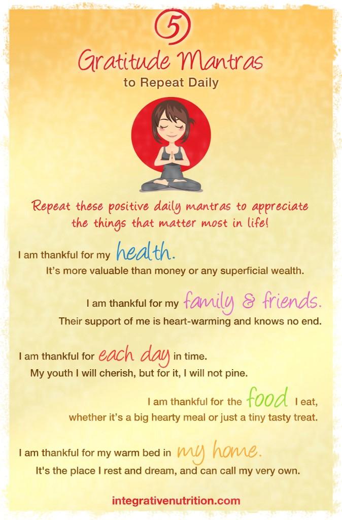 gratitudemantras