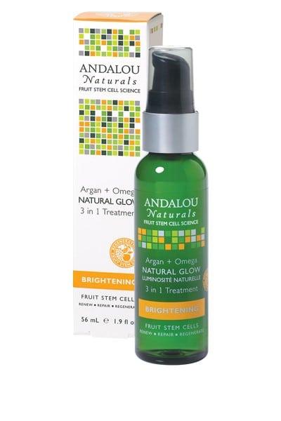 Andalou omega glow oil