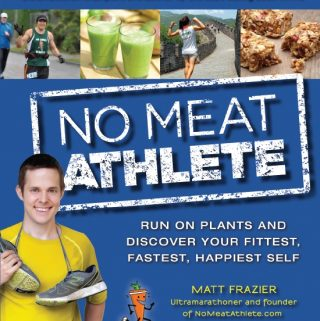 Momo Granola Bars: Matt Frazier's No Meat Athlete