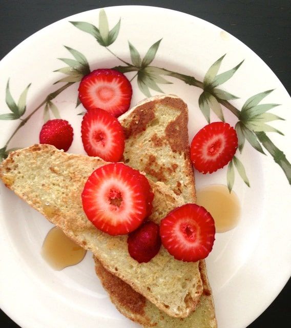 Fantastic French Toast from Plant-Powered Kitchen