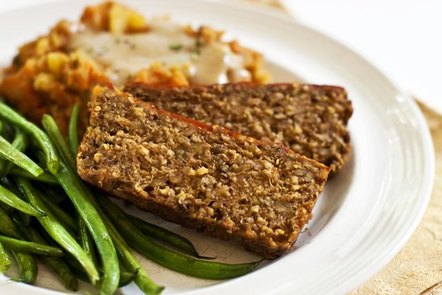 No-Fu Love Loaf from Let Them Eat Vegan