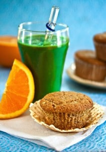 Apple-A-Day Green Smoothie