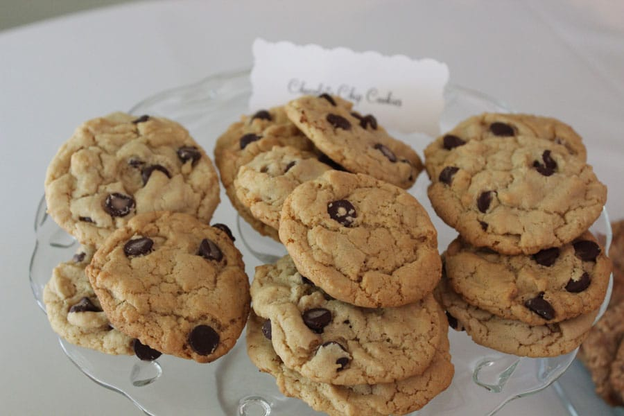 Homestyle Chocolate Chip Cookies by Dreena Burton, Plant-Powered Kitchen