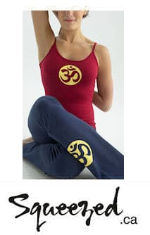 Squeezed Yoga Clothing via Plant-Powered Kitchen