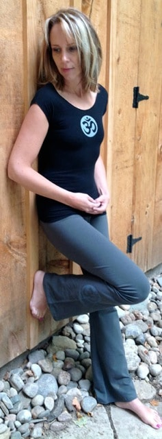 Squeezed Yoga Clothing - via Plant-Powered Kitchen