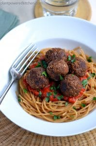 Walnut-Pecan Balls from Let Them Eat Vegan by Dreena Burton, Plant-Powered Kitchen