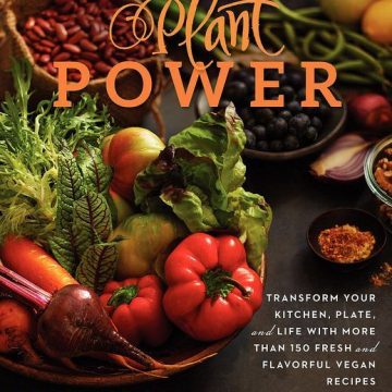 Plant-Power cookbook by Nava Atlas