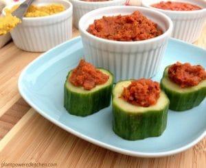Gourmet Creations Sundried Tomato Spread #vegan #glutenfree #nutfree