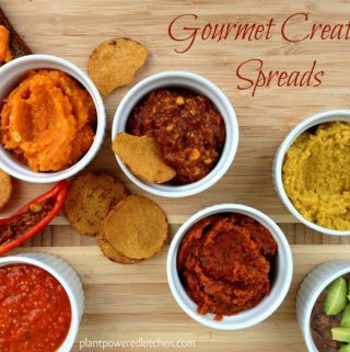 Review & Giveaway: Gourmet Creations spreads (vegan and gluten-free)