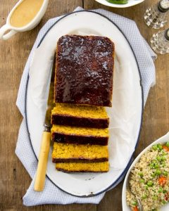"""Autumn Dinner Loaf from """"Plant-Powered Families"""" cookbook by Dreena Burton"""