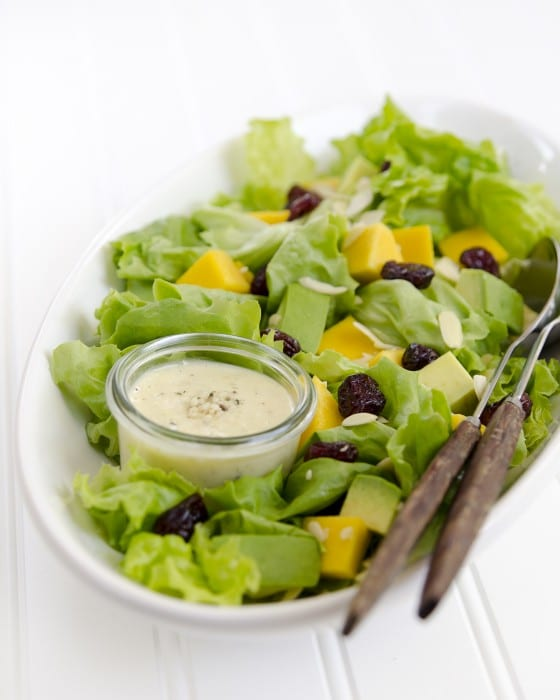 "Mango Hemp Dressing from ""Plant-Powered Families"" bonus ebook"