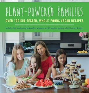 Plant-Powered Families cookbook, by Dreena Burton