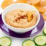 Spiced Sweet Potato Hummus by Dreena Burton, Plant-Powered Kitchen