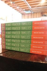 Plant-Powered Families Book Signing - MeeT Restaurant www.plantpoweredkitchen.com
