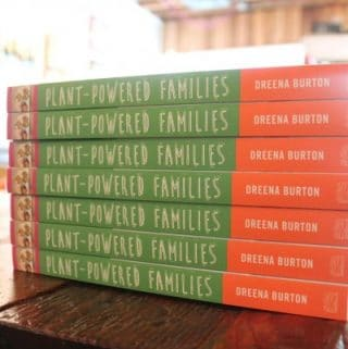 Photos: Plant-Powered Families Book Signing