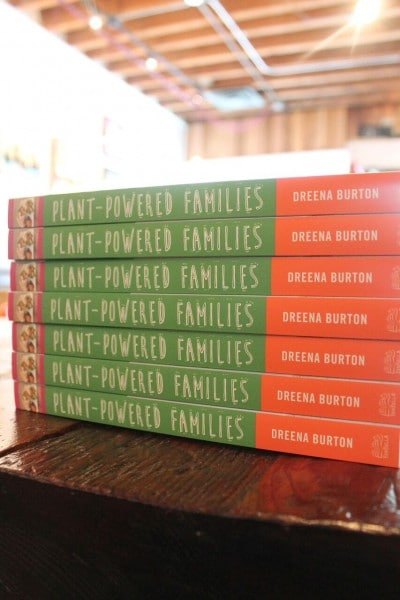 Plant-Powered Families Book Signing - MeeT Restaurant www.plantpoweredkitchen.com