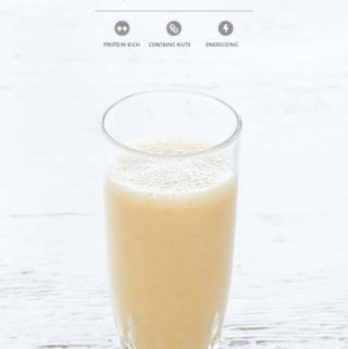Peach Crumble Smoothie: The Blender Girl Smoothies book