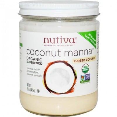 Coconut Manna Coconut Butter #vegan #dairyfree #nutfree www.plantpoweredkitchen.com