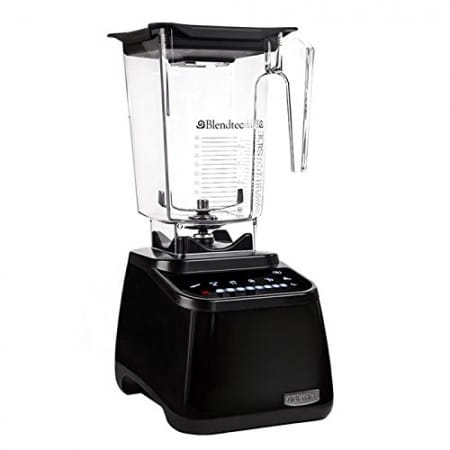 Blendtec blender - stay tuned for giveaway!