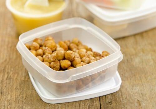 Chickpea Nibbles #vegan #wfpb #glutenfree #nutfree www.plantpoweredkitchen.com