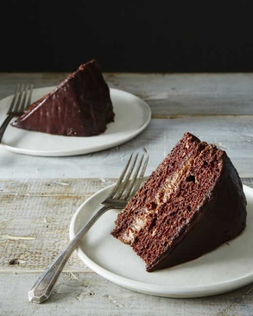 Food52 Chocolate Cake #vegan