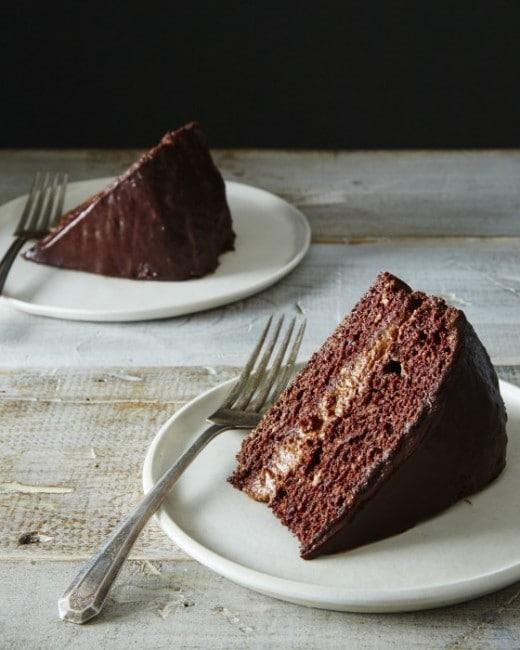 Food52 Chocolate Cake #vegan