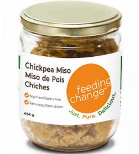 Feeding Change Chickpea Miso #vegan #glutenfree #soyfree www.plantpoweredkitchen.com