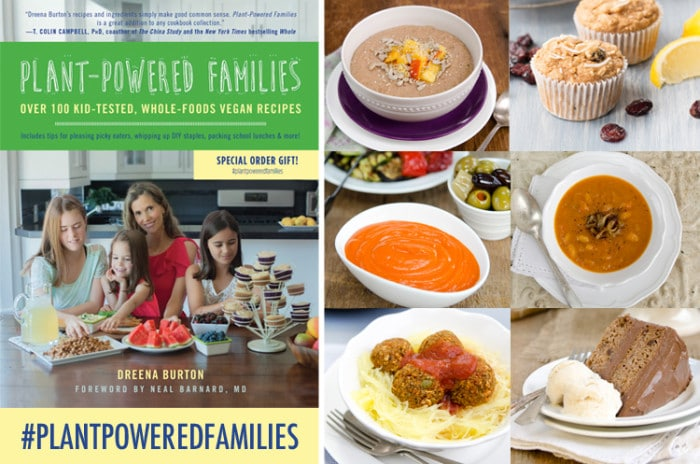 Plant-Powered Families holiday promotion - free ebook!
