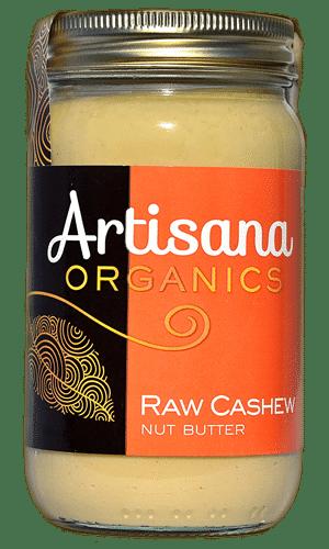 Artisana Raw Cashew Butter www.plantpoweredkitchen.com