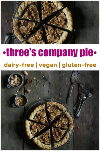 three's company pie