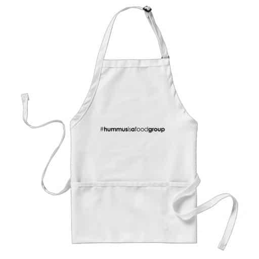 Apron #hummusisafoodgroup #vegan #clothing #tshirt #plantbased www.plantpoweredkitchen.com