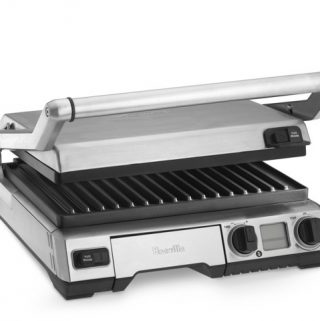 Meatless Meals on the Breville Smart Grill: Father's Day Giveaway!