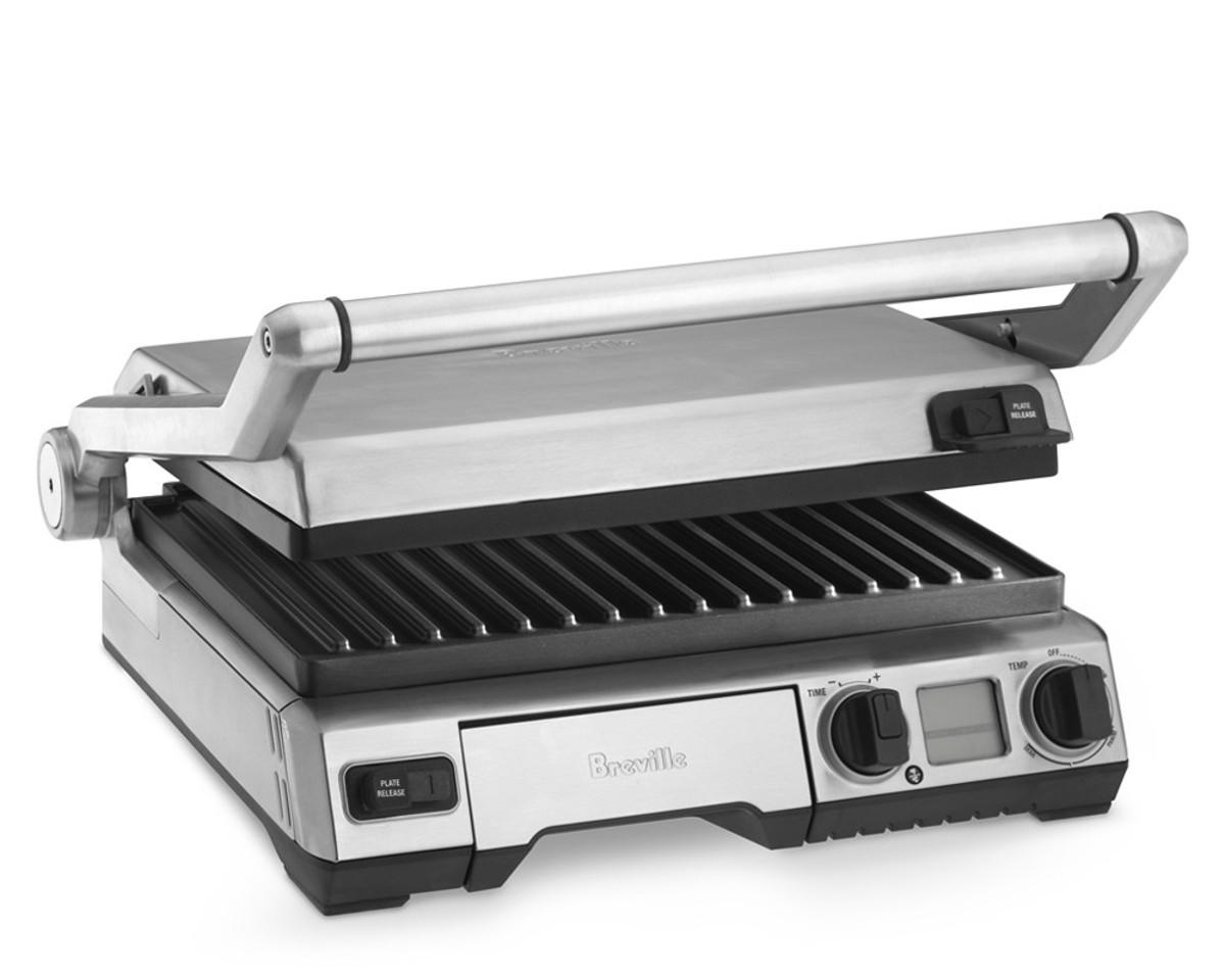 Breville Smart Grill - #giveaway www.plantpoweredkitchen.com