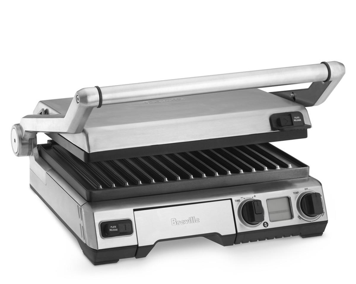Breville Smart Grill - #giveaway www.plantpoweredkitchen.com
