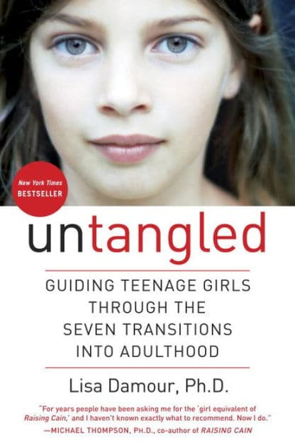 Untangled: Guiding Teenage Girls Through the Seven Transitions into Adulthood - A few of my favorite things - www.plantpoweredkitchen.com