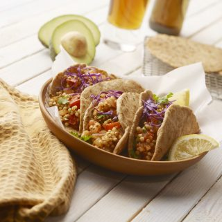 Sorghum Tacos: Ancient Grains Cookbook