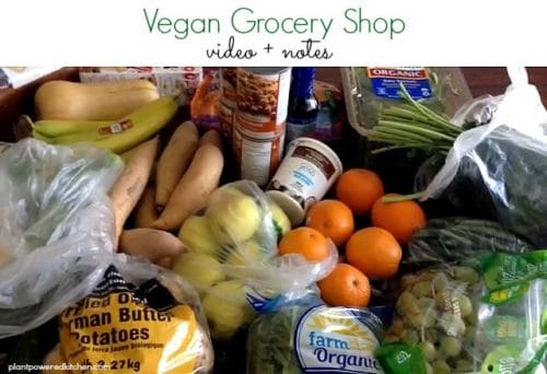 Vegan Groceries Shop (with video)