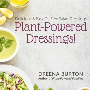 Delicious & Easy Oil-Free Plant-Powered Salad Dressings! Ebook NOW Available! #vegan plantpoweredkitchen.com