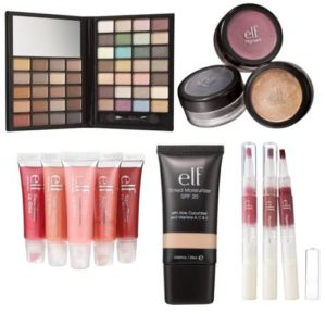 Plant-Powered Gift Guide: e.l.f. cosmetics