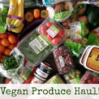 Vegan Groceries: Produce Shop