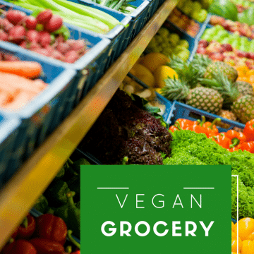 VEGAN GROCERY HAUL! Get tips on produce shopping, and ... what about ALL that plastic??!! plantpoweredkitchen.com