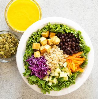24 Carrot Gold Dressing (vegan, oil-free, nut-free, gluten-free)