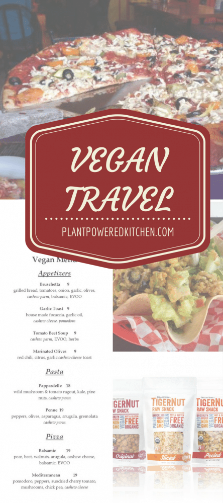 VEGAN TRAVEL: destination Newfoundland plus TIPS for traveling anywhere #vegan plantpoweredkitchen.com