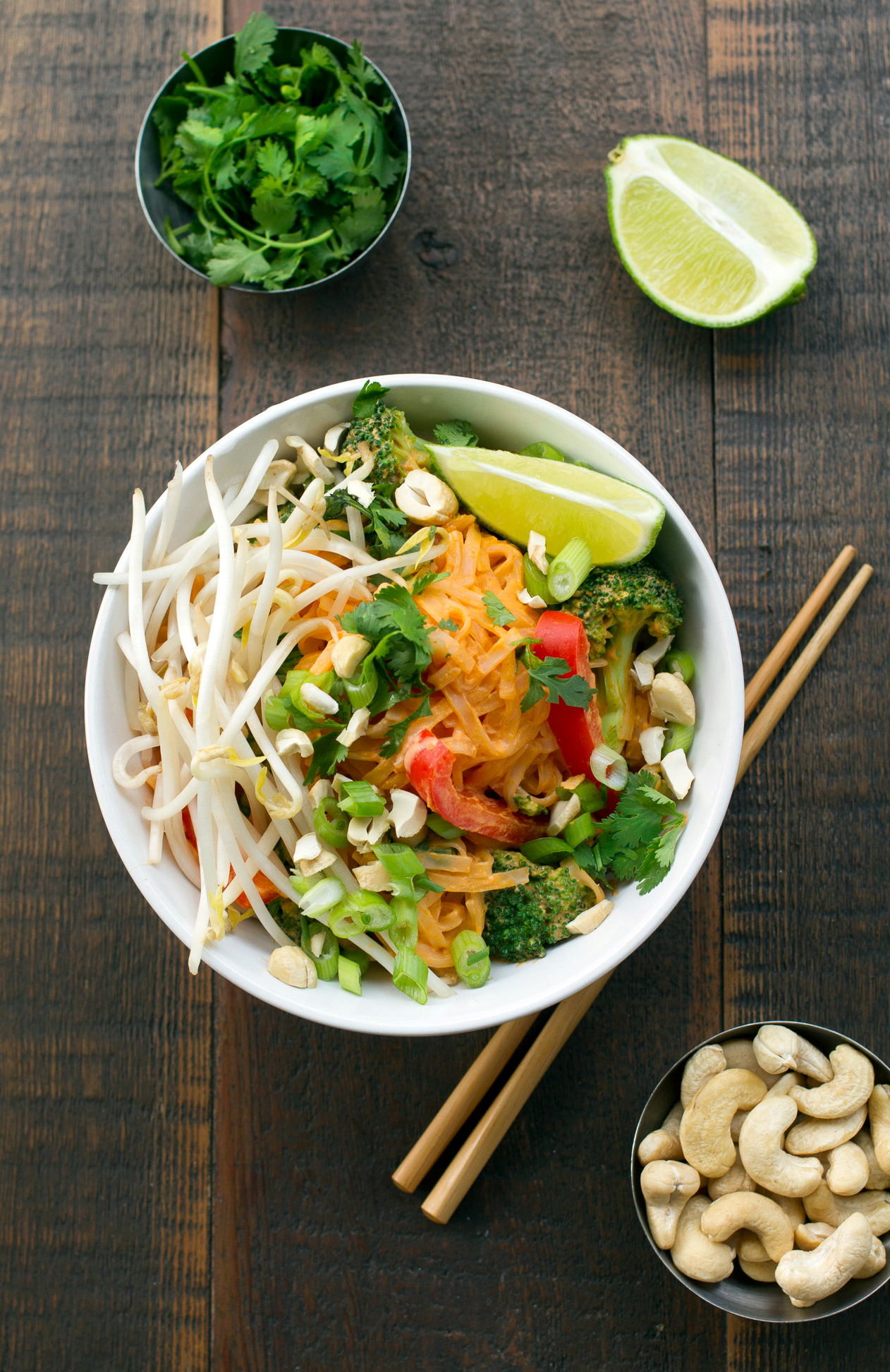 Thai Kaju Curry featured at Noodlebox Canada! #vegan