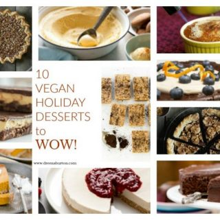 Top 10 Vegan Holiday Desserts